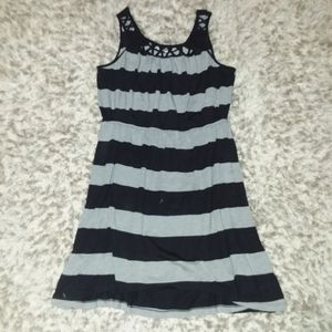 Cute nobo stripe dress